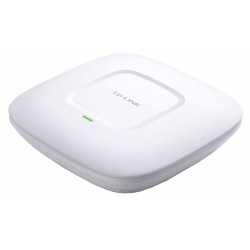 Access Point Interior TP-Link EAP110 N a 300Mbps Montaje en Techo