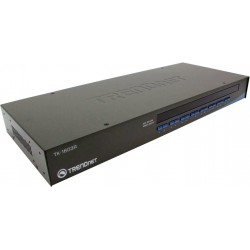 KVM Switch TRENDnet TK-806R 16 puertos VGA y USB / PS2 Rackeable