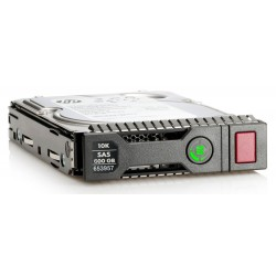 "Disco duro HP Enterprise 600GB SAS 6G 10K RPM 2.5"" 652583-B21"