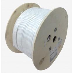 Rollo Cable UTP AMP Sólido 4P Categoria 6A 23AWG LSZH 60332-1 305 metros