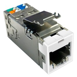 Jack RJ45 SLX AMP CommScope Cat 6A Blindado ( 12153449-x )