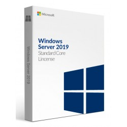 Microsoft Windows Server 2019 Standard 64-bit, 1pk, OEM, Español ( P73-07799 )