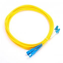 Patch Cord Fibra Optica Furukawa 33001554 1M LC/SPC a LC/SPC