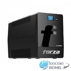 Smart UPS Forza 1000VA SL-1012UL 8 Tomas 40 Minutos Autonomia