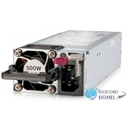 Fuente de alimentación HPE 500W hot plug (865408-B21)