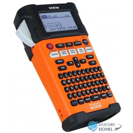 Rotuladora eléctrico Brother P-touch E300VP PTE-300 Portatil