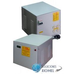 Estabilizador Solido 5kVA PIC-5T-5000TM High Power con Transformador de Aislamiento Monofásico
