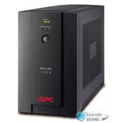 UPS APC BX1400U-MS 1400VA 700W 220V AVR, 6 tomas