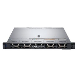 Servidor DELL PowerEdge R440 Intel Xeon Bronze 3204 16GB 2TB SATA 1U Rack ( R4401B041612T3ANV2 )