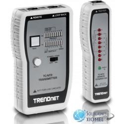 Probador de cable de red - Tester de cable TrendNet TC-NT2