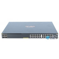Switch Administrable HPE Aruba 2540 24 Gigabit 4 SFP 1/10 GbE ( JL354A )