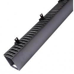 Ordenador de Cables Vertical 20RU 1.00 mts para Gabinetes y Racks