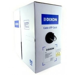 Rollo Cable UTP Dixon categoria 6 305 metros