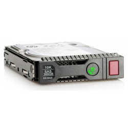 "Disco duro HP Enterprise 300GB SAS 6G 10K RPM 2.5"" ( 652564-B21 )"