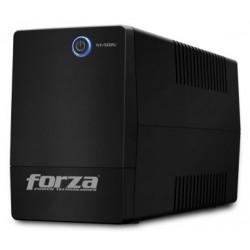 UPS Forza 500VA NT-502U 4 Tomas 12 Minutos Autonomia